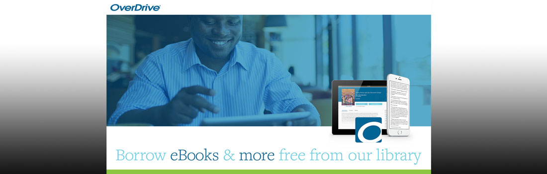 Overdrive e-book service